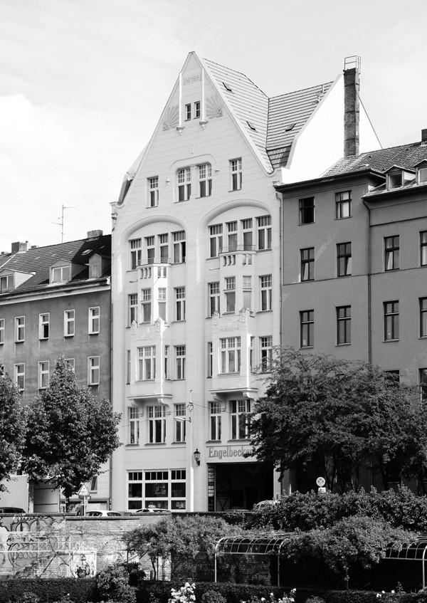 Helder Brand Design – Büro Berlin-Kreuzberg
